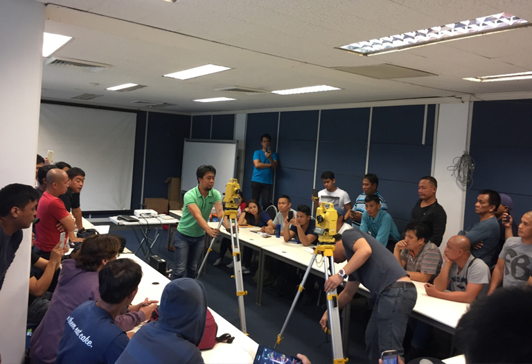Mechanical Engineers and Carpenters Training @Paranaque City