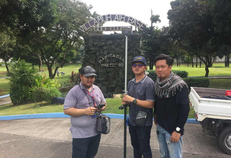 DPWH South Manila @Villamor Airbase Golf Course