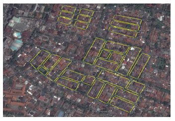 Exercise the Capability of RTK GNSS GPS Beidou under heavy obstructions
