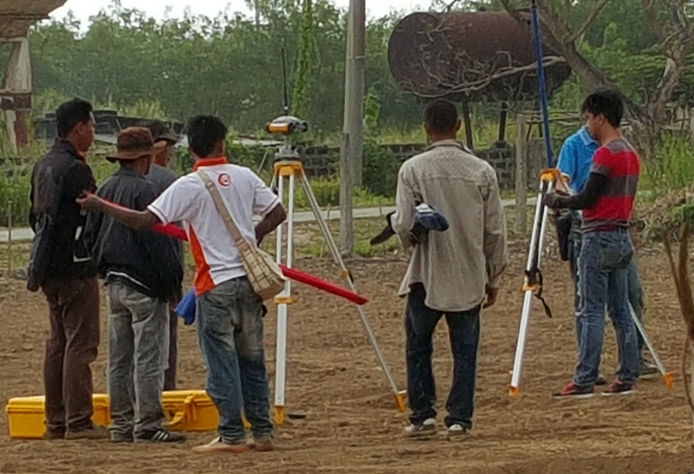 GNSS RTK Delivery & Training to GAPMEC
