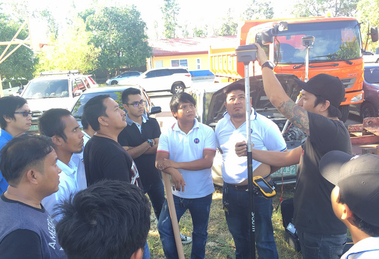 Delivery & Training to DPWH Ilocos Norte 2nd DEO
